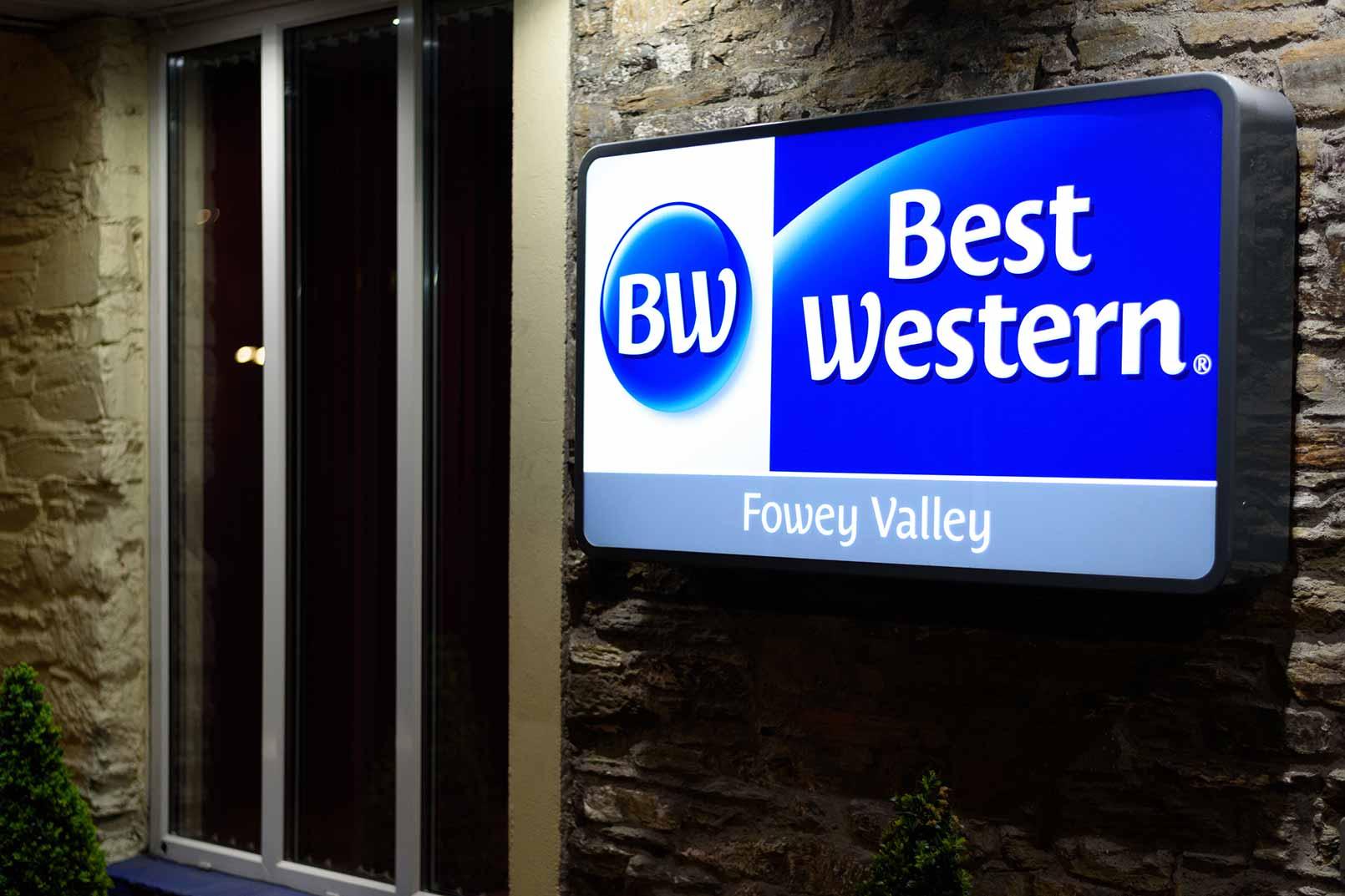Best Western Fowey Valley Hotel Lostwithiel