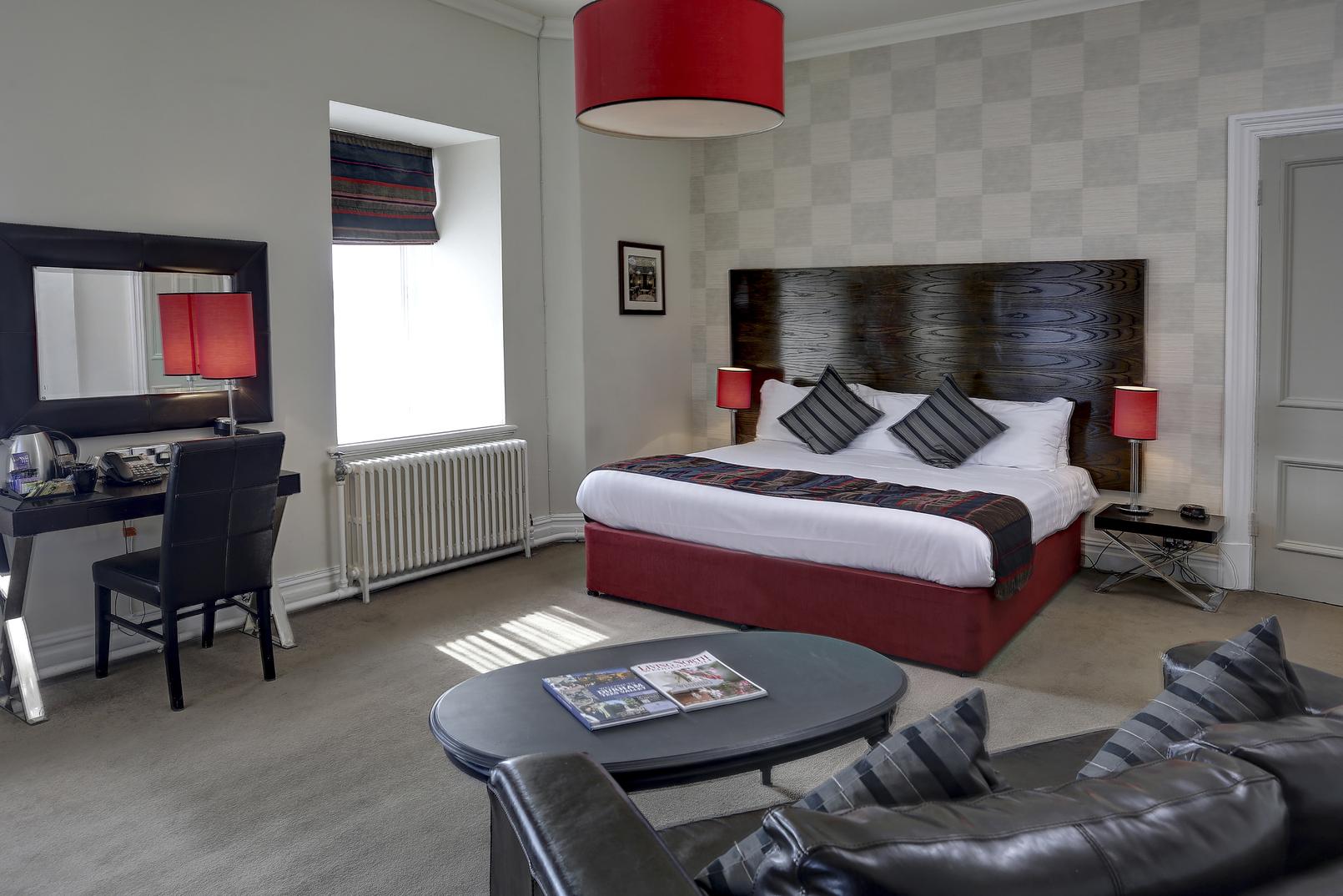 Grand Hotel Rooms Hartlepool