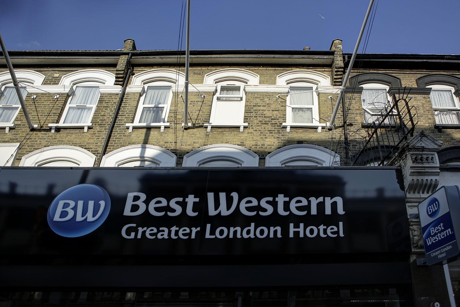 Best Western Greater London Hotel Ilford