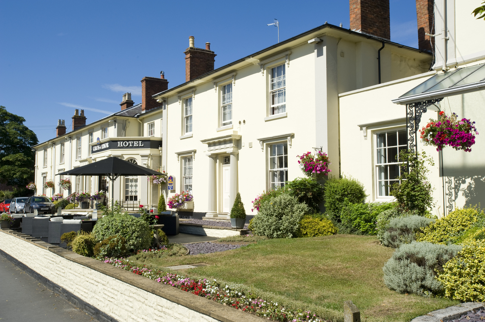 Best western grosvenor hotel for The stratford