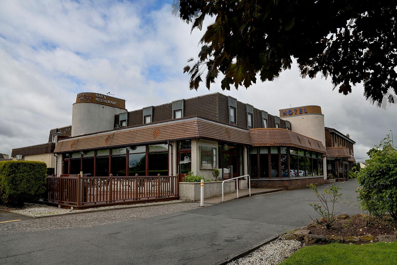 Hotels In Bathgate Near The Vu