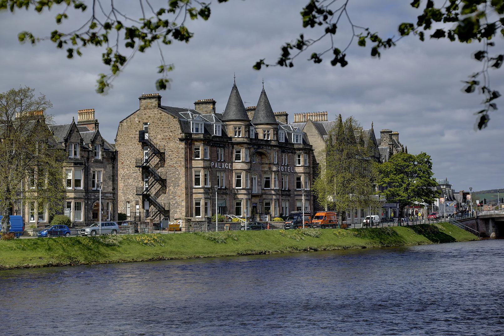 Spa Hotel Inverness