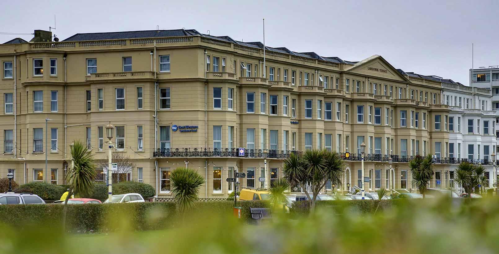 Best Western Lansdowne Hotel | Hotels in Eastbourne, East Sussex