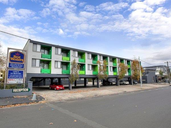 Melbourne australia hotels best western for Motor city casino parking