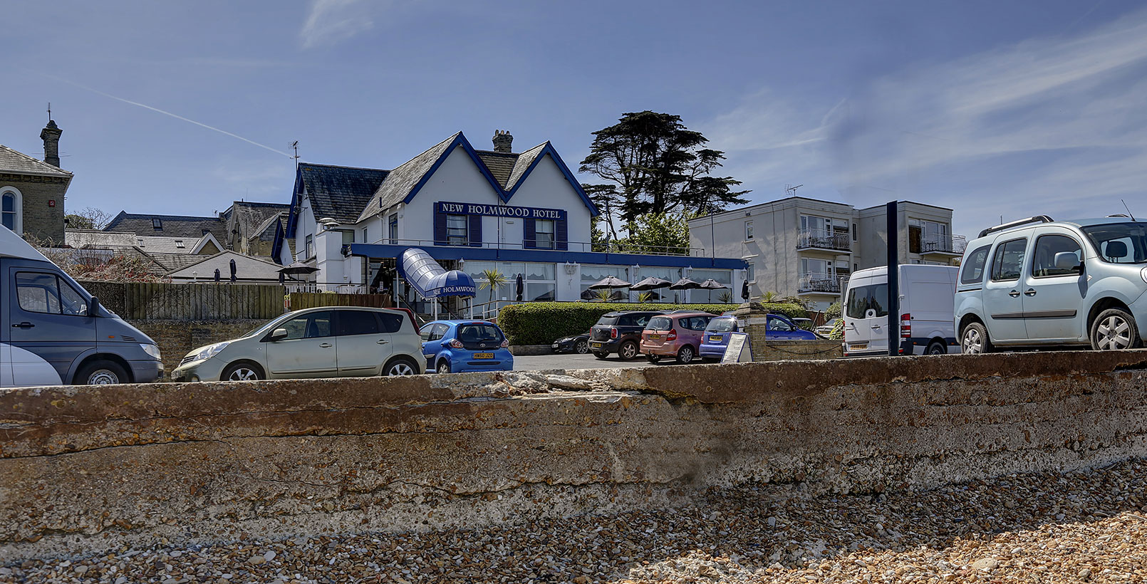 The New Holmwood Hotel Cowes