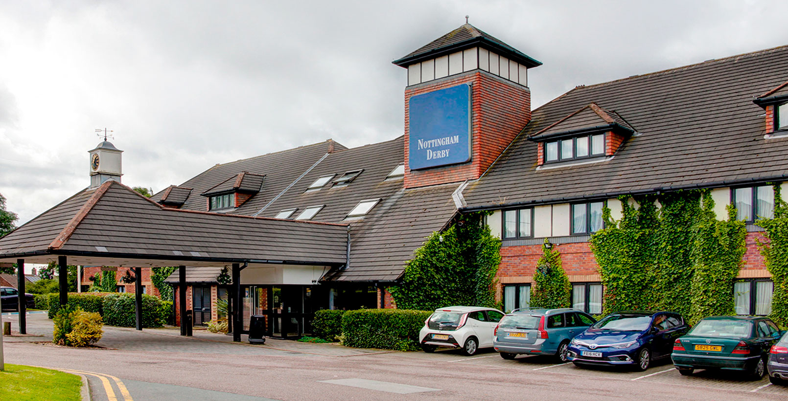 Best western nottingham derby for Derby hotels