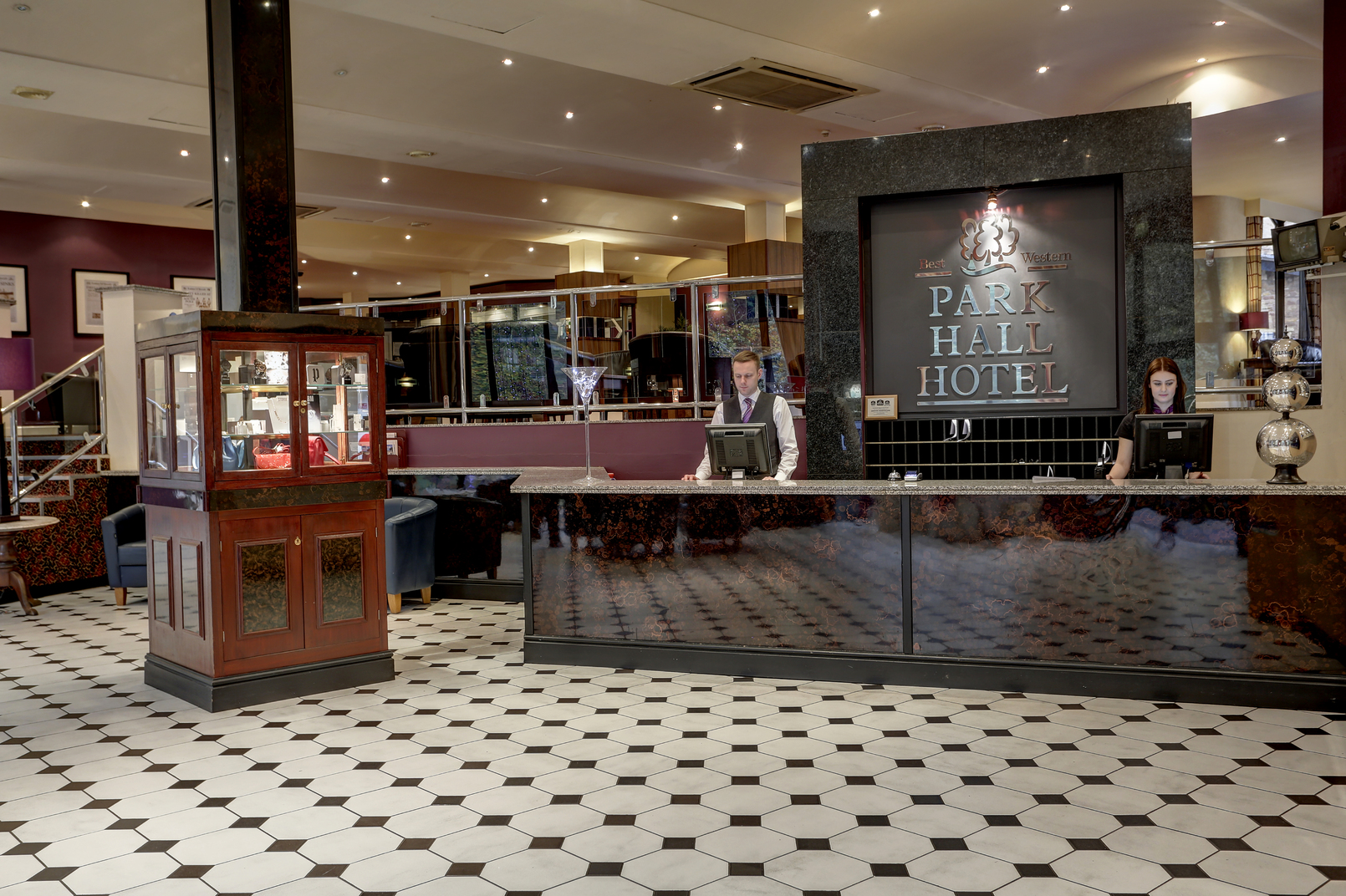 Best Western Park Hall Hotel Preston