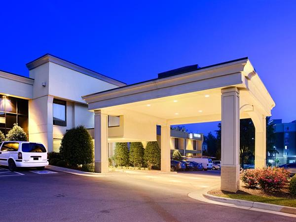 Raleigh Hotels Best Western