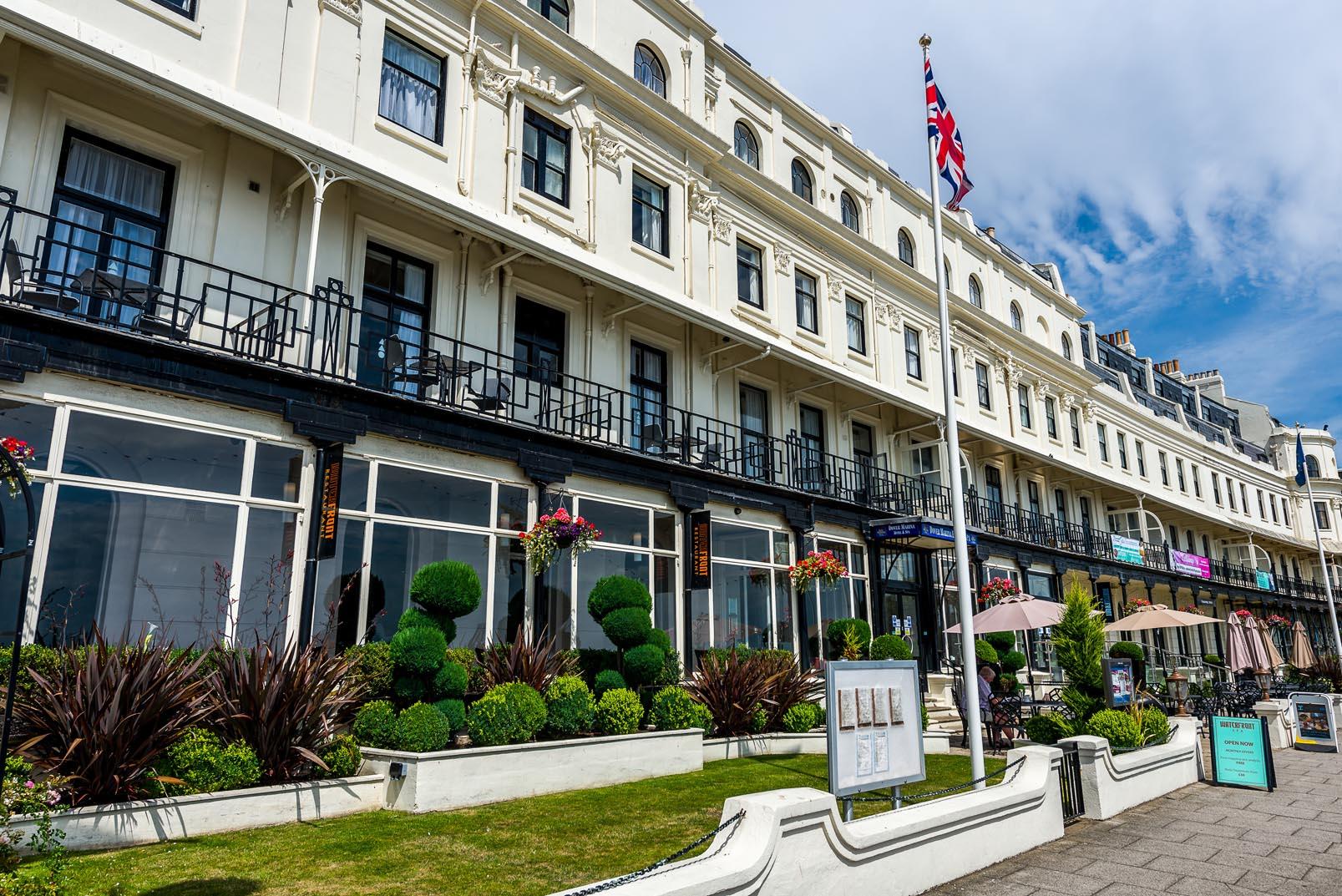 Best Western Dover Marina Hotel