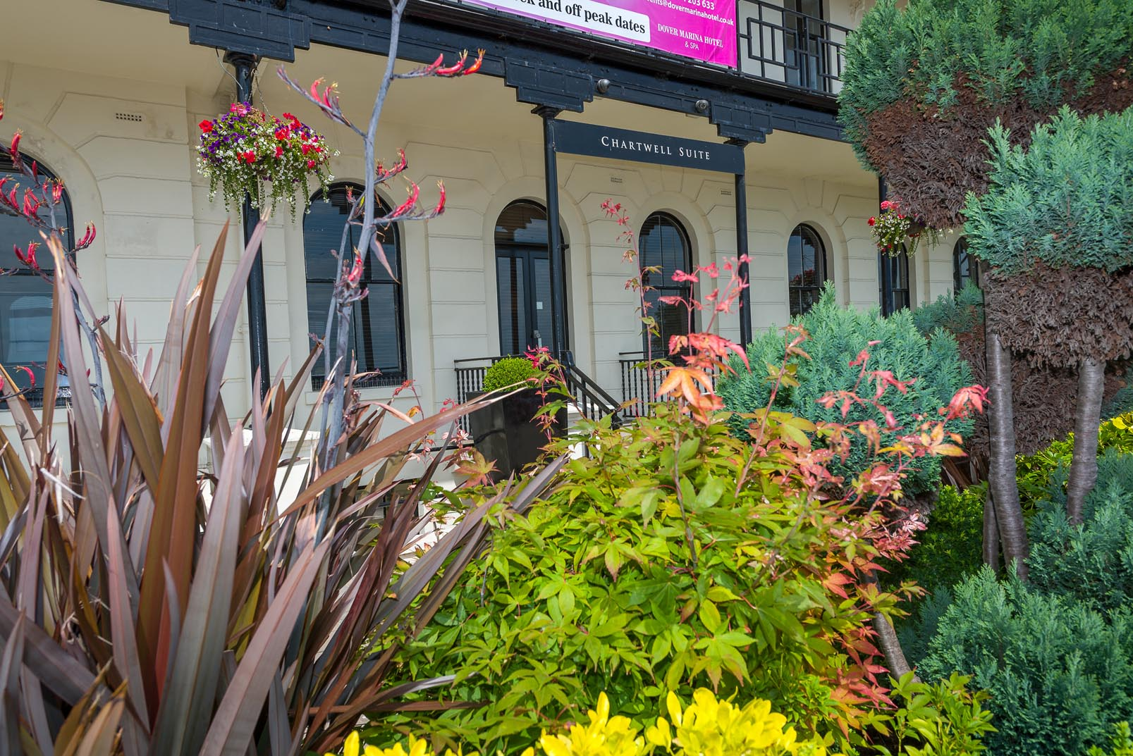 Best western plus flowers hotel best deals amp real reviews -  Dover Marina Hotel Grounds And Hotel 14 83926