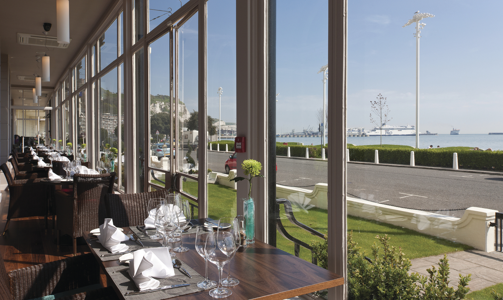 Dover Marina Hotel Restaurant