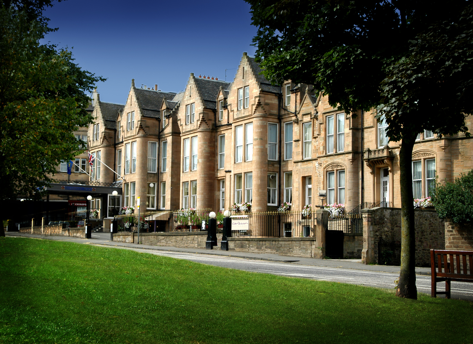 Best Western Hotel Edinburgh City Centre