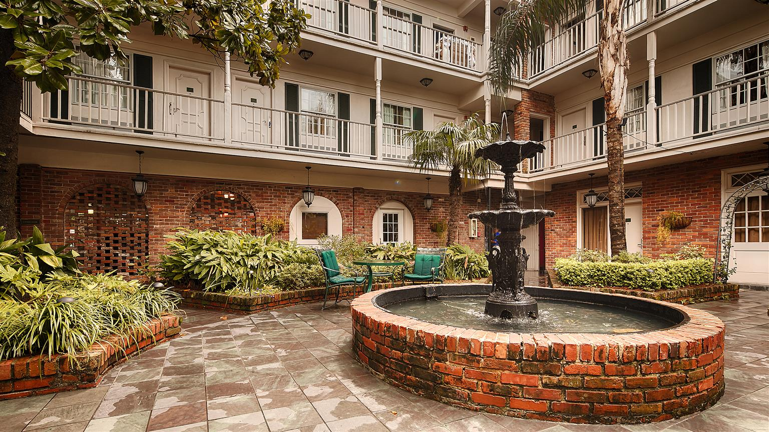 Best Western Plus French Quarter Hotel New Orleans