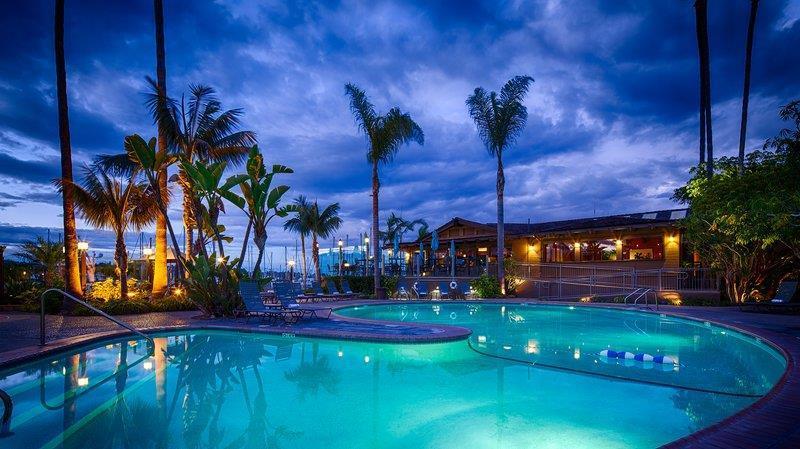Best Western Plus Island Palms Hotel Amp Marina