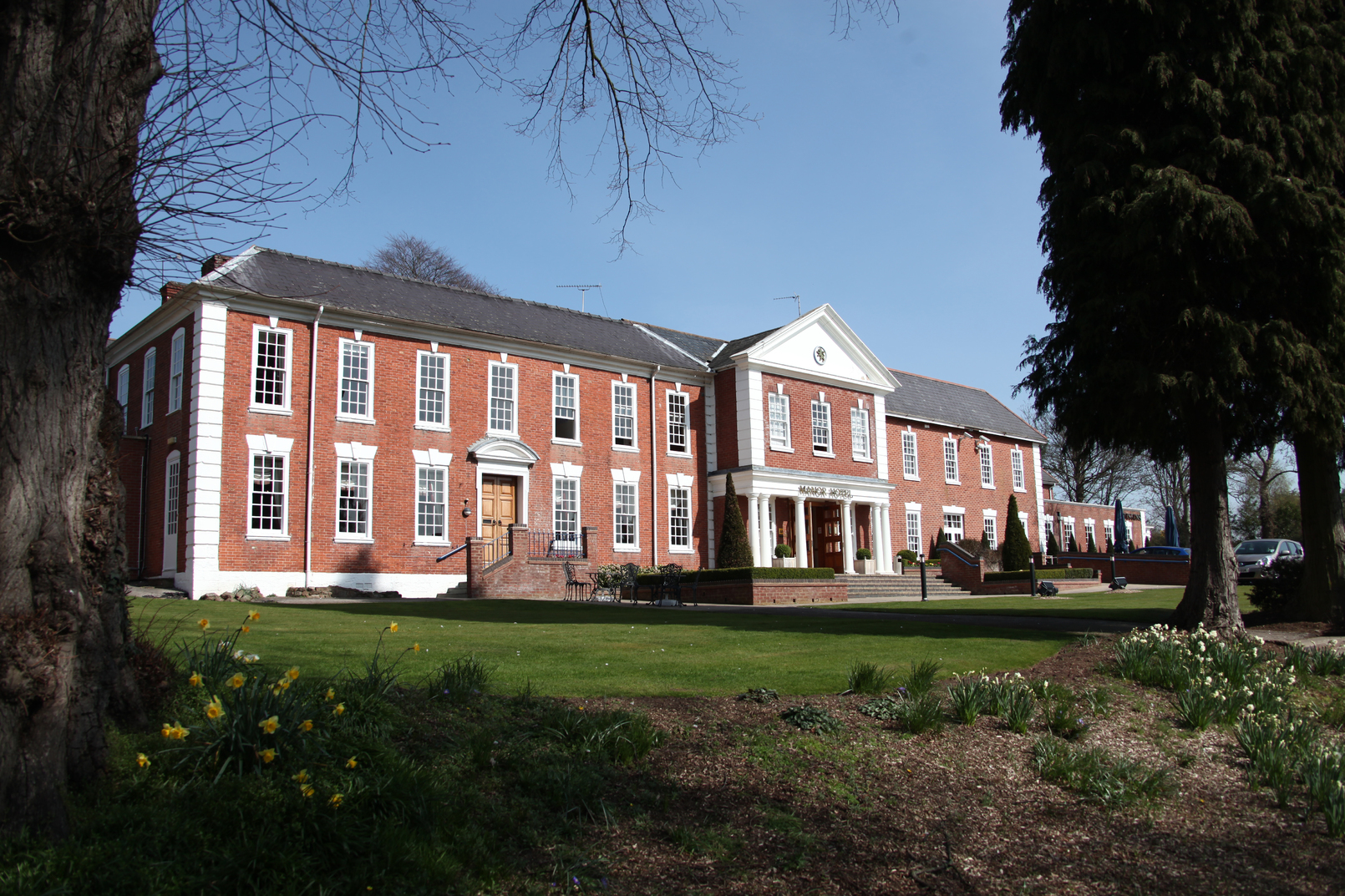 Best Western Manor Hotel Coventry