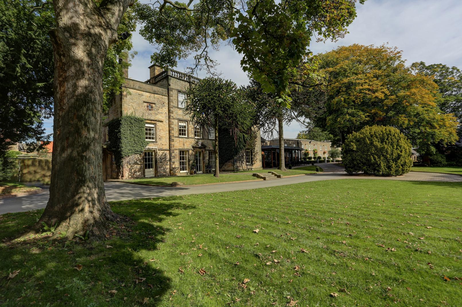 Best Western Plus Mosborough Hall Hotel Sheffield