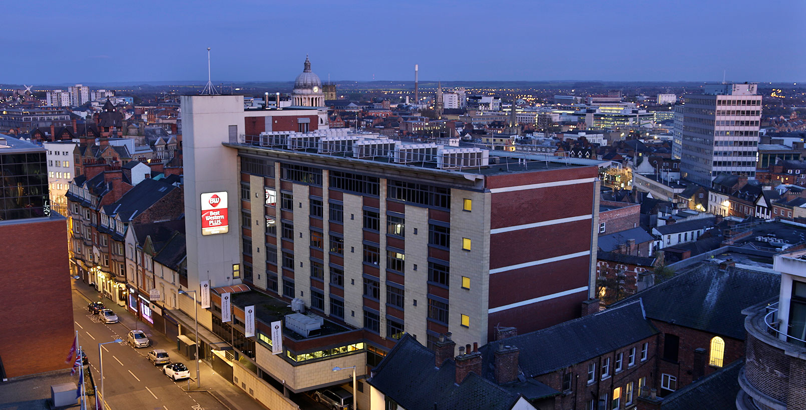 Best Hotels In Nottingham City Centre
