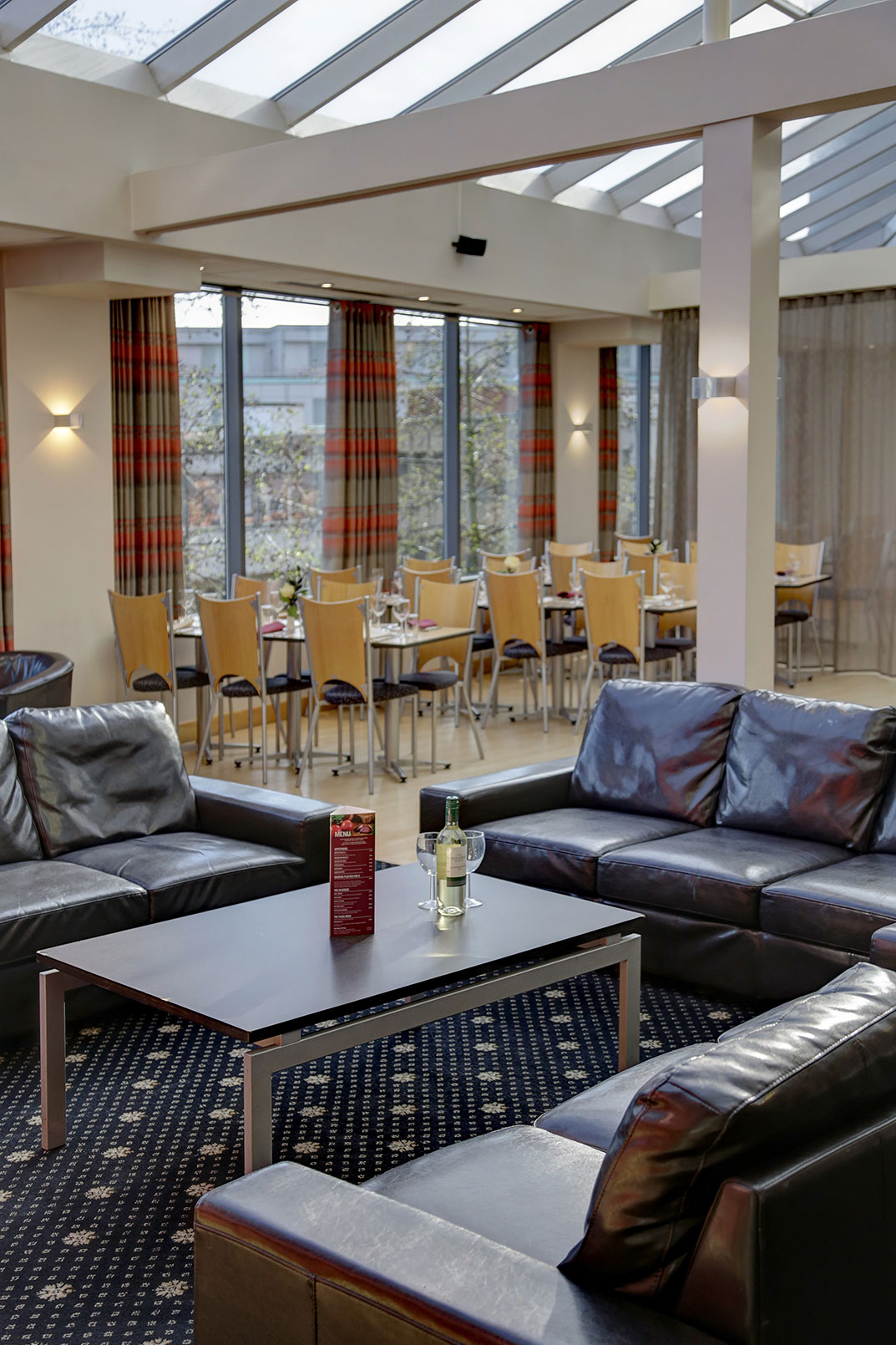 Nottingham City Centre Hotel Dining 21 84221 OP