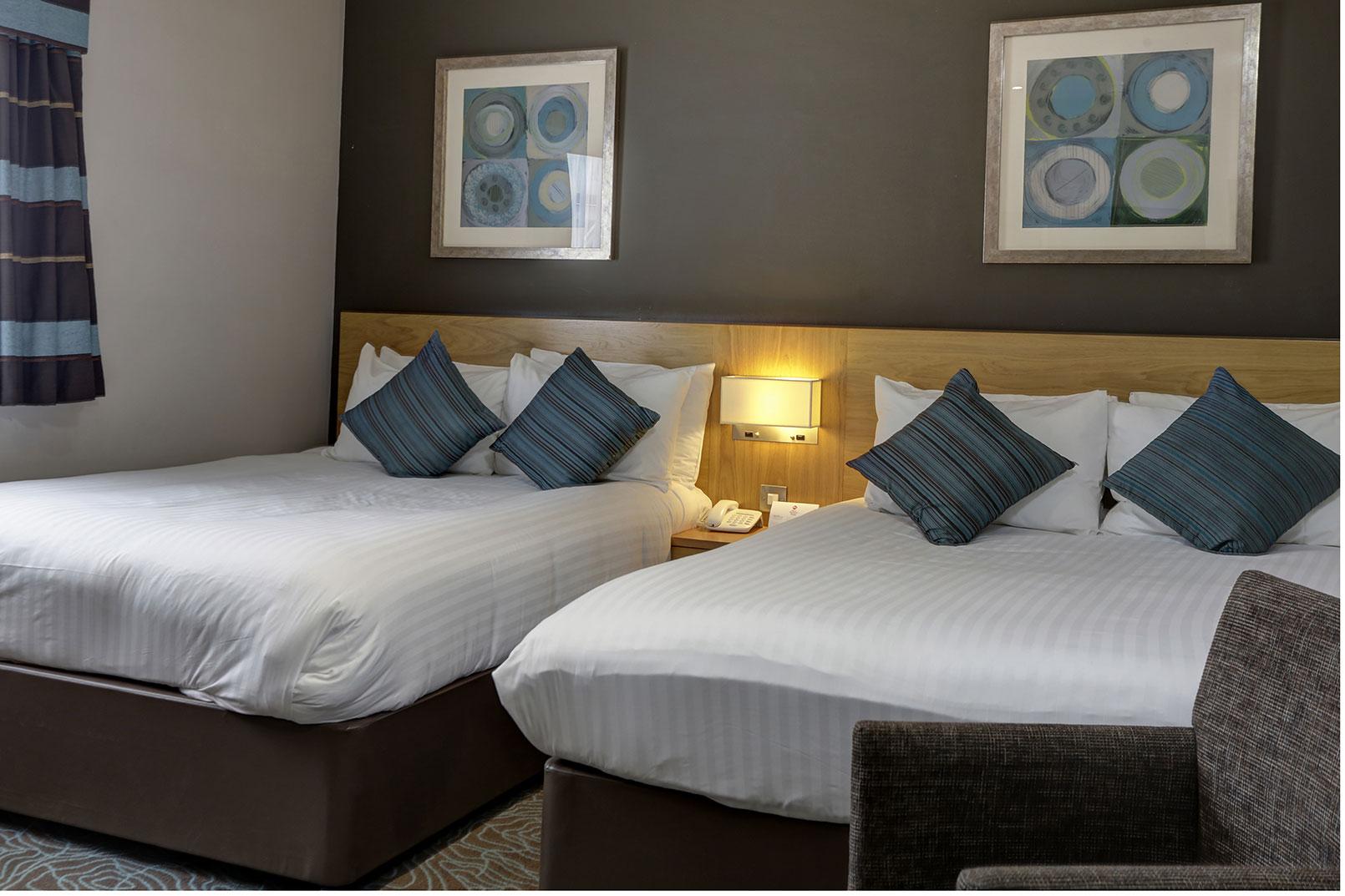 Best Western Westminster Hotel Rooms
