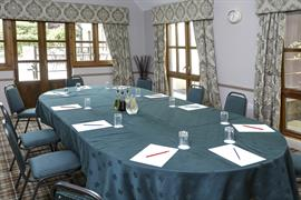 Meeting room at Philipburn House Hotel Selkirk