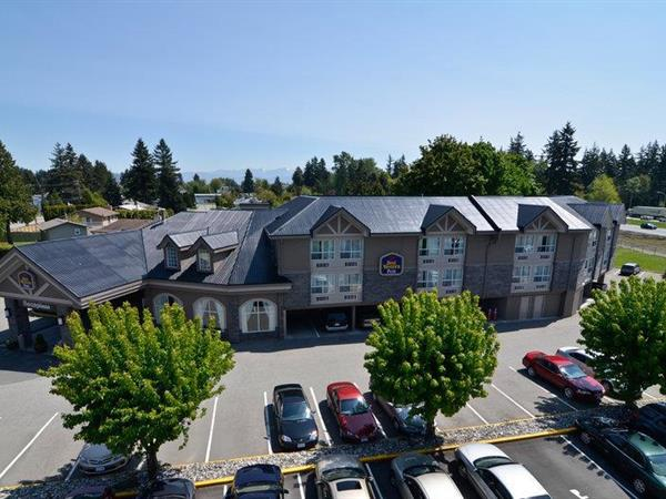Hotels Near Abbotsford Airport
