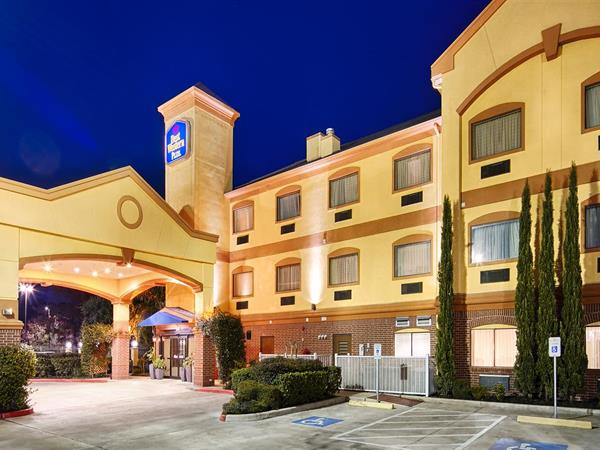 Houston texas hotels best western for Pictures plus houston