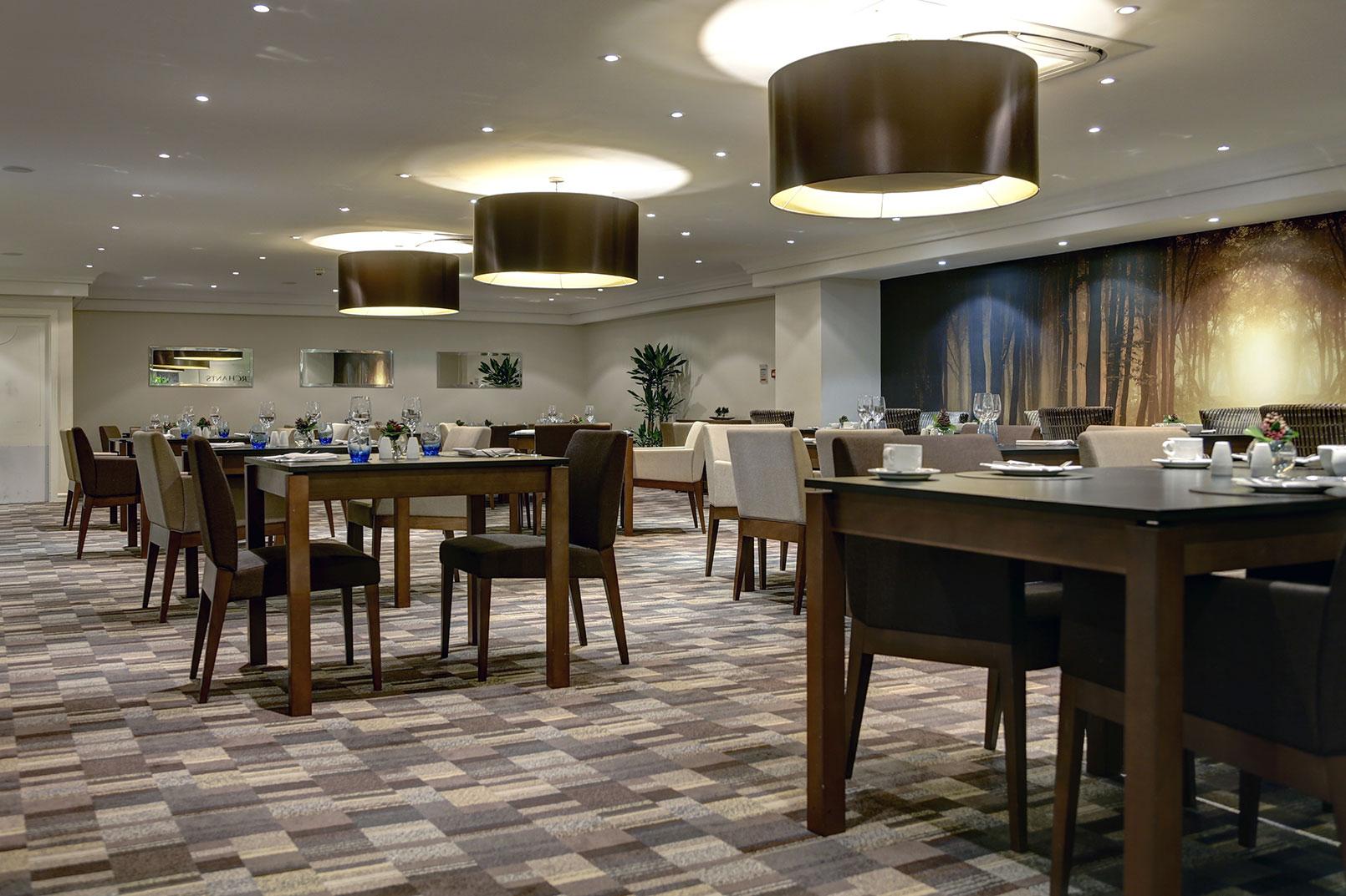 Samlesbury Hotel Restaurant