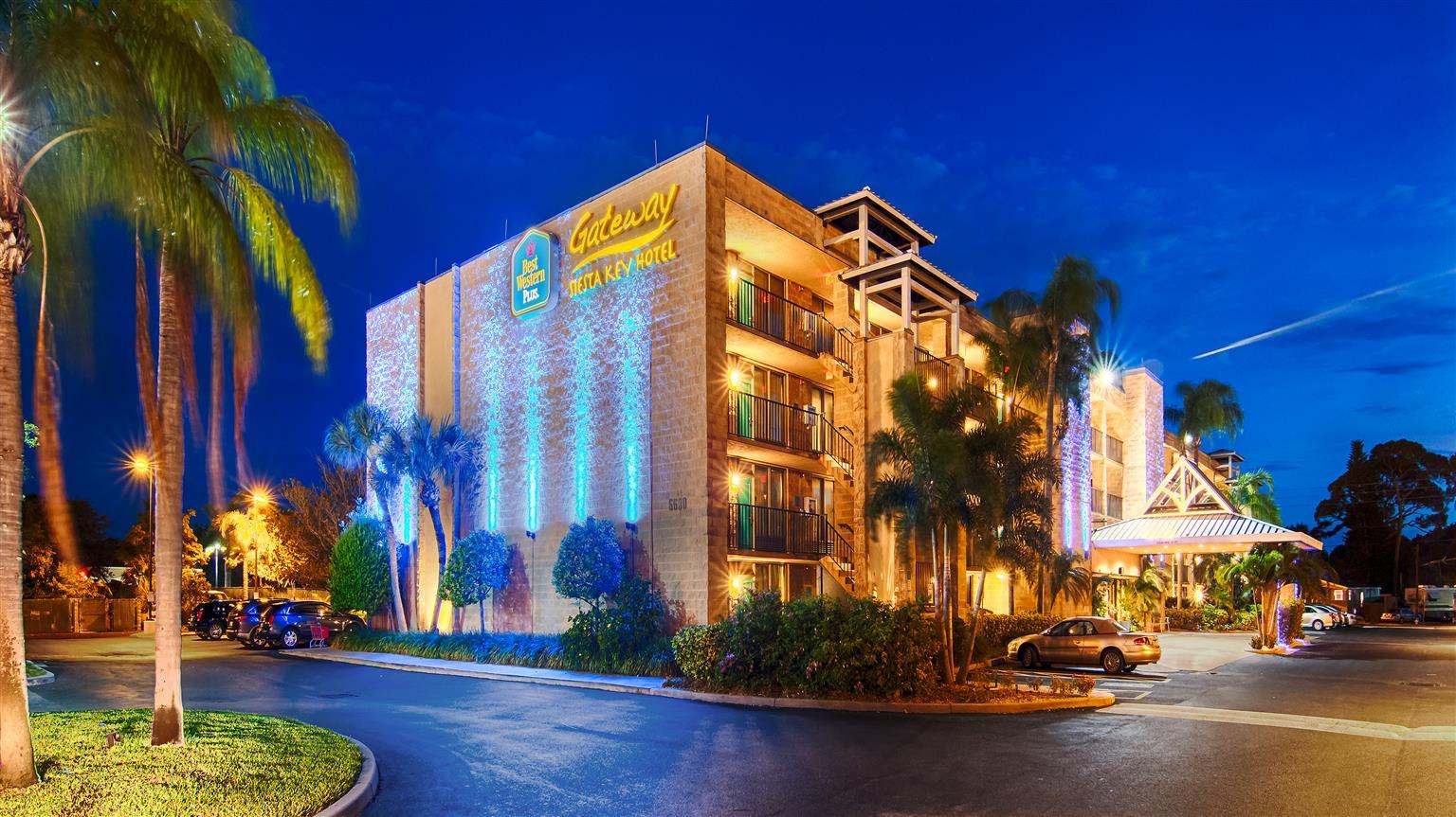 Best Western Plus Gateway Siesta Key Hotel
