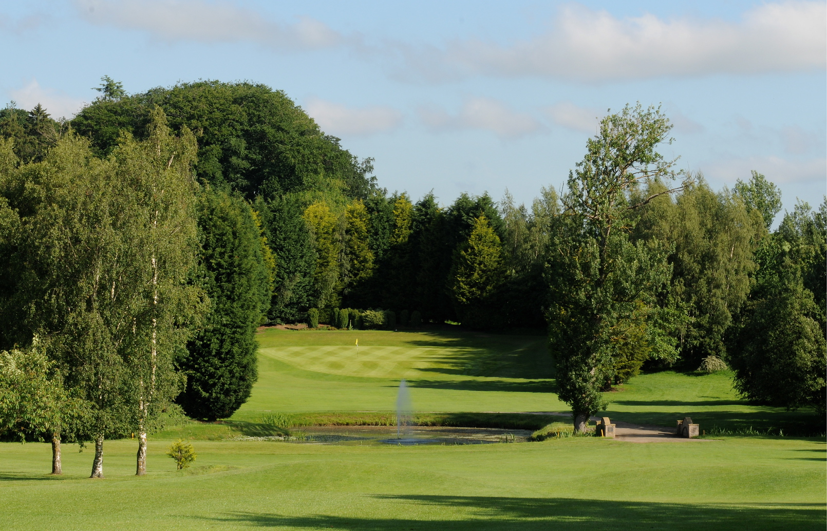 Golf: a selection of sites
