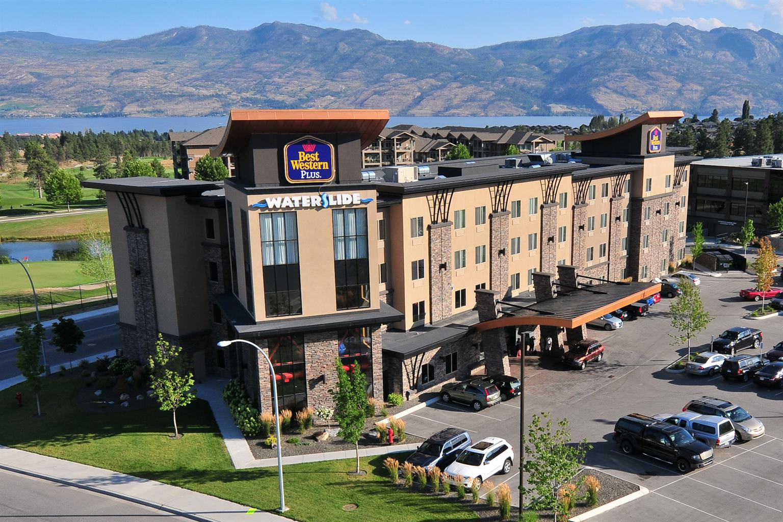 Best Western Plus Wine Country Hotel And Suites Kelowna