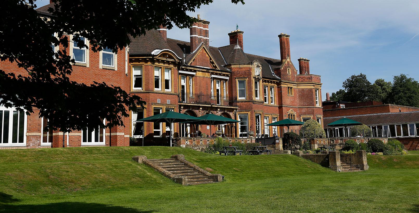 The Moor Hall Hotel