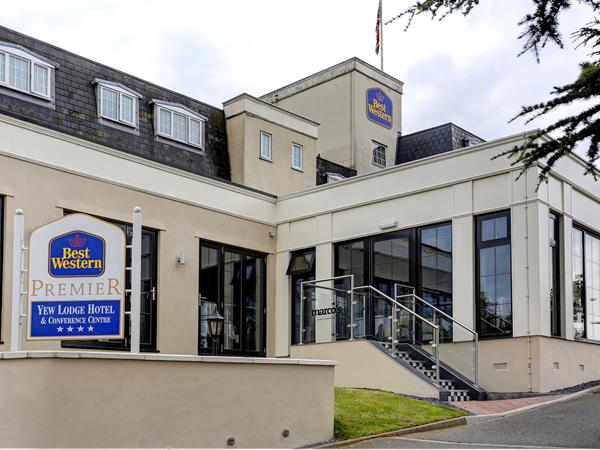Best Western Premier East Midlands Airport Yew Lodge Hotel