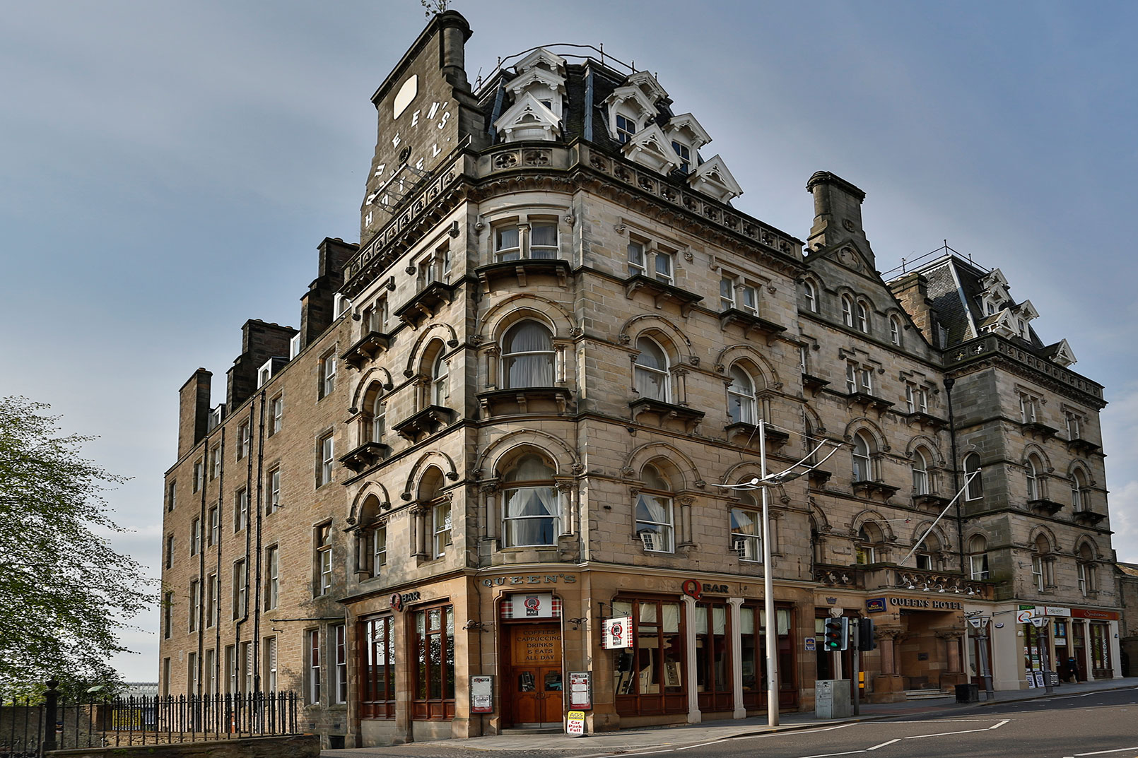 Hotels In Dundee With Parking