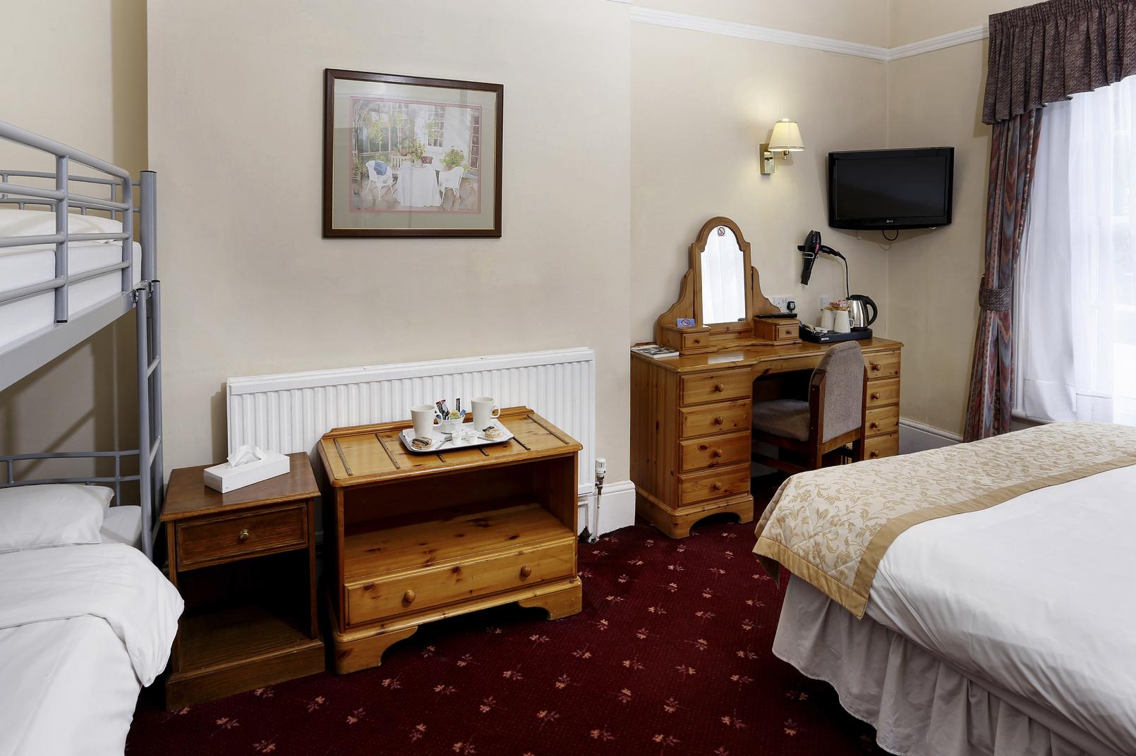 Surrey Hotel Number Of Rooms