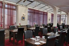 Restaurant at Restormel Lodge Hotel Lostithiel