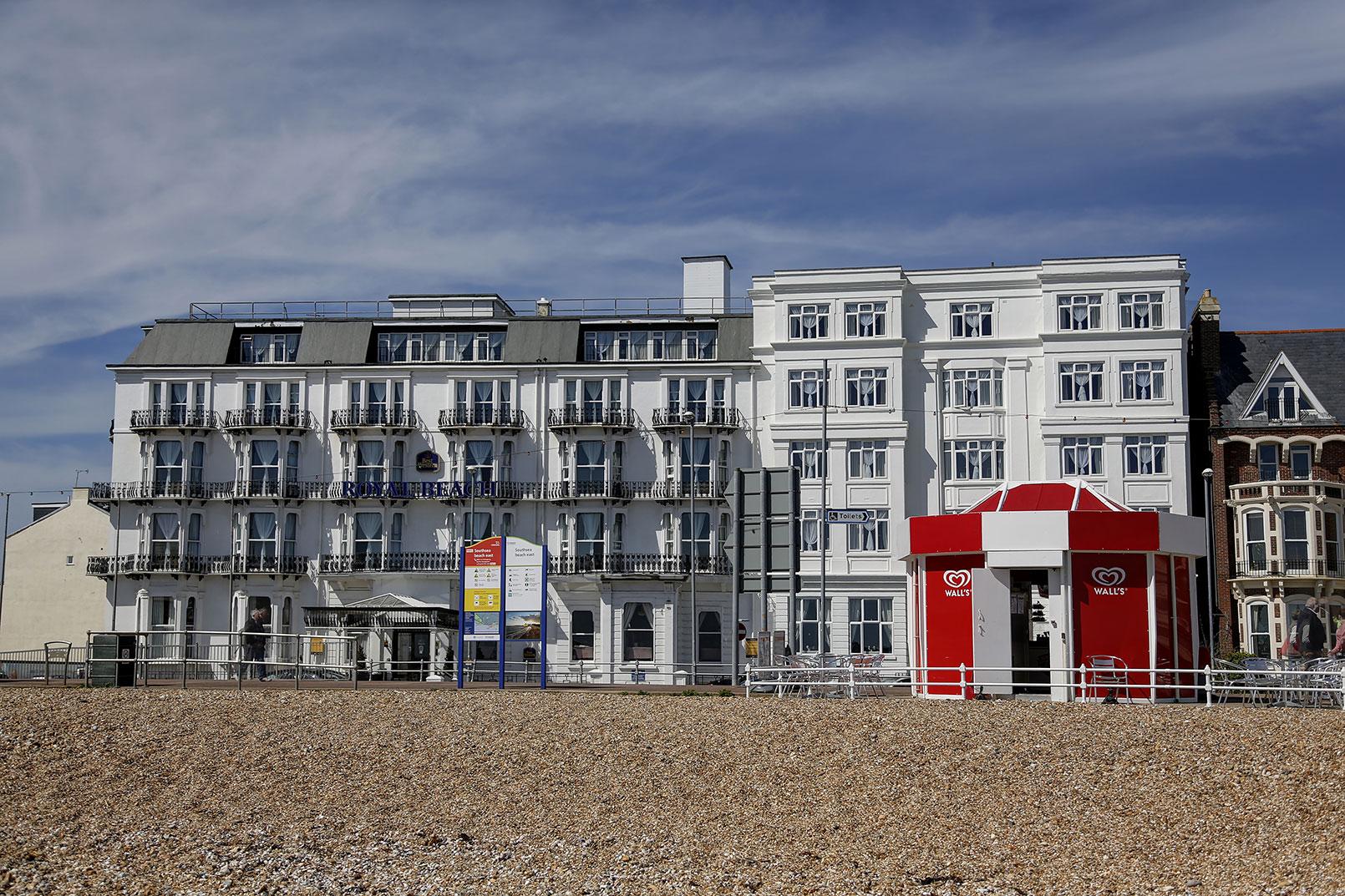 Best Western Royal Beach Hotel Portsmouth