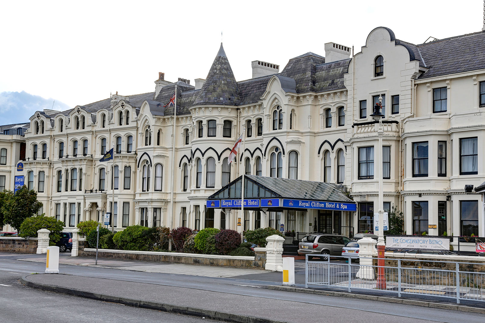 Best Western Southport Seafront Royal Clifton Hotel And Spa Southport
