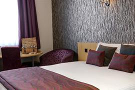 Double room summerhill hotel aberdeen
