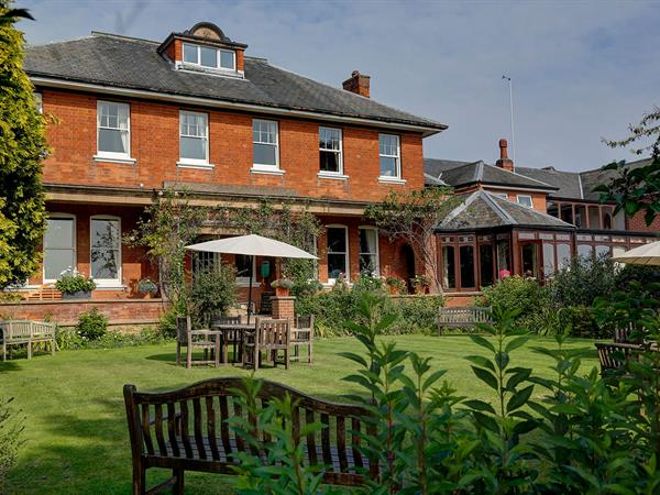 Best Western Sysonby Knoll Hotel