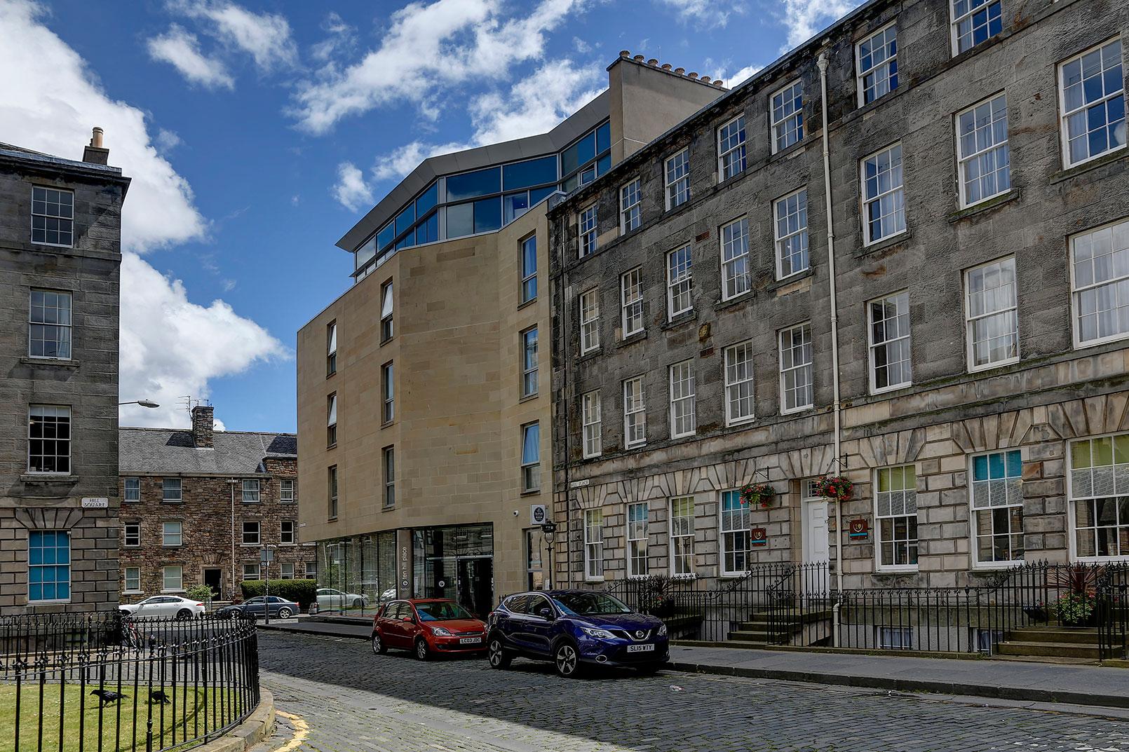 Number Ten Hotel Edinburgh