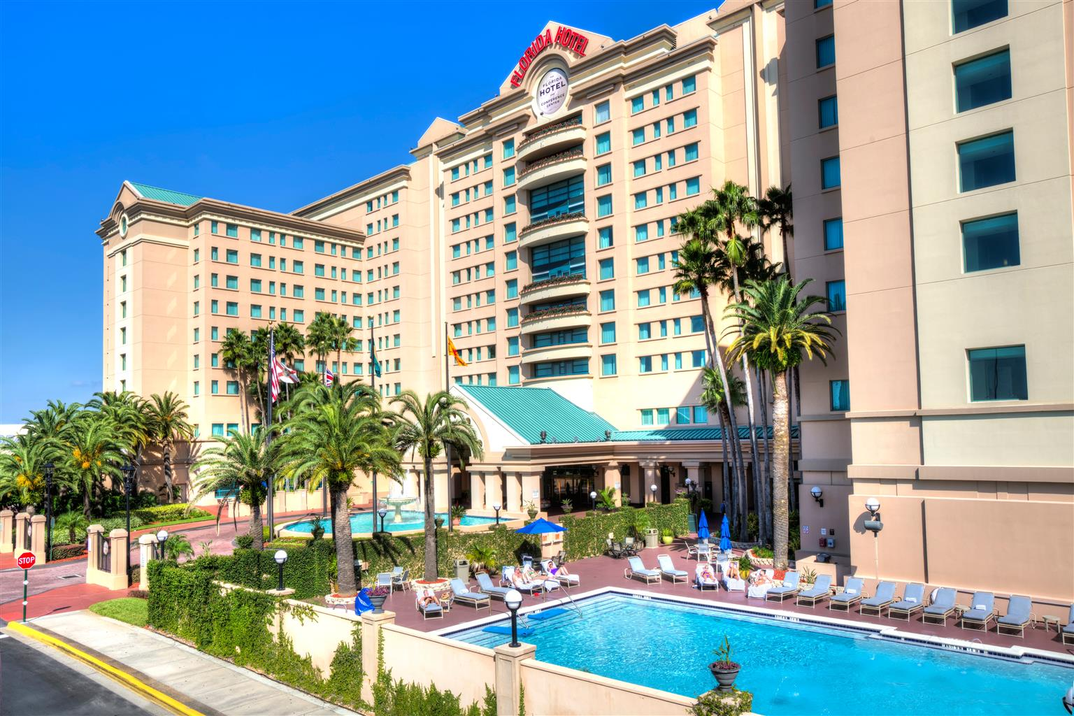 The Florida Hotel Amp Conference Center Bw Premier Collection