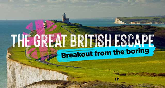 The Great British Escape