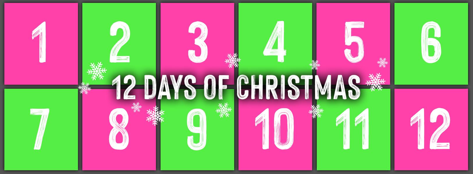12 Days of Xmas LP image